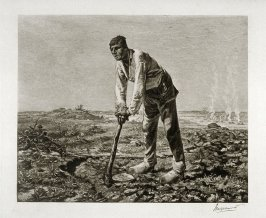 Labor (or Man with a Hoe)