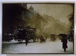 Paris sous la neige (Paris in the Snow)