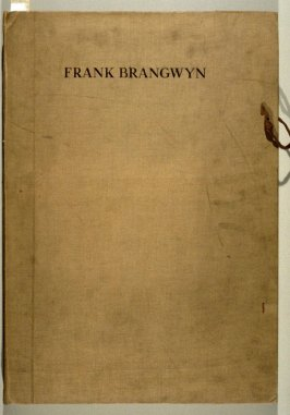 The Etched Work of Frank Brangwyn by Frank Newbolt (London: The Fine Art Society, 1908)