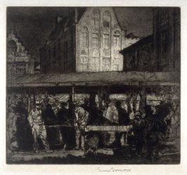 The Meat Market, Bruges
