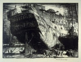 Breaking up of the Caledonia