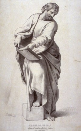 Course in Design- Study after Raphael