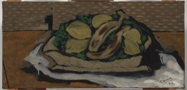 Still Life with Bananas (Nature Morte aux Banananes)