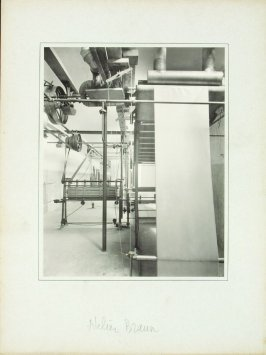 Untitled (Interior with Manufacturing Machinery)