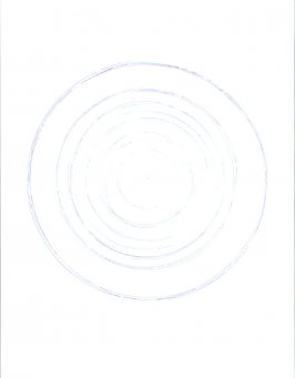 Untitled (Compass) from the series Pattern and Practice