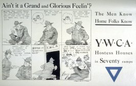 Ain't it a Grand and Glorious Feelin'? - World War I poster