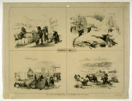 The Winter of 1852-1853