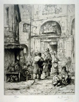 The Old Street Musicians