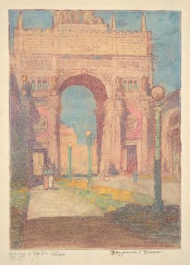 Gateway of Western Nations (Panama-Pacific International Exposition)