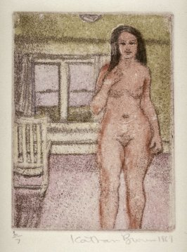 Untiled Nude Study