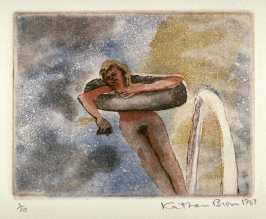 Untitled (female swimmer)