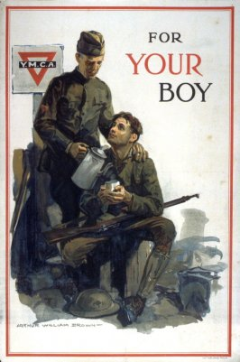 For your boy - World War I poster