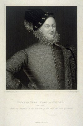 Edward Vere, Earl of Oxford