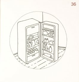 Untitled (Refrigerator), page 36 in Another Name / General Instruction