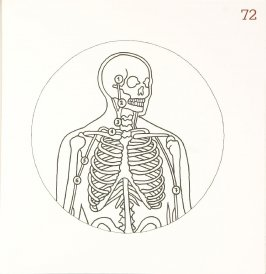 Untitled (Skeleton), page 72 in Another Name / General Instruction
