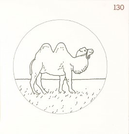 Untitled (Dromedary), page 130 in Another Name / General Instruction