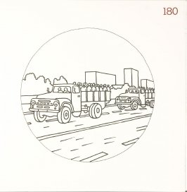 Untitled (Trucks), page 180 in Another Name / General Instruction