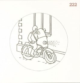 Untitled (Motorcycle), page 222 in Another Name / General Instruction