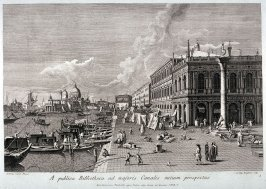 The Biblioteca Marciana and the Beginning of the Grand Canal