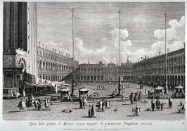 The Piazza S. Marco