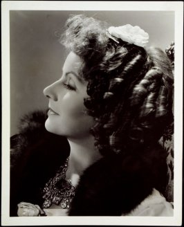 "Greta Garbo in ""Camille"" (film still)"