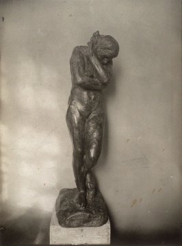 The Sculpture Eve by Rodin