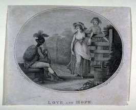 Scene With Figures (Love and Hope)