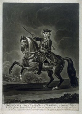 Frederick III, King of Prussia Elector of Brandenburg, Supreme Duke of Silesia