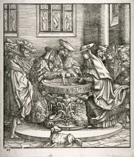 Baptism of the Young White King