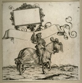 """The Master of """"Rennen und Gestech"""" from: The Triumph of Maximilian I"""