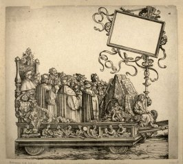 A choir... From: The Triumph of Maximilian I