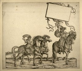 The Court Jester... From: The Triumph of Maximilian I