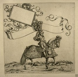 The Master of the Tournaments. From: The Triumph of Maximilian I