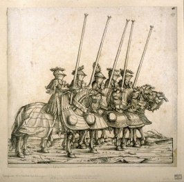 Hohenzeuggestech. From: The Triumph of Maximilian I