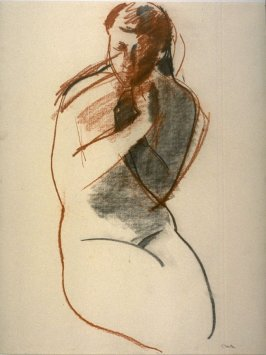 Untitled (Female nude)