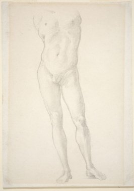 Nude Male Figure