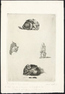 Untitled (Study of Japanese Objects)