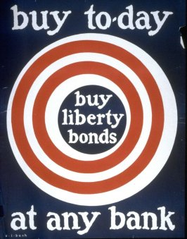 buy to-day - World War I poster