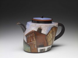 Roofscape Teapot XIII