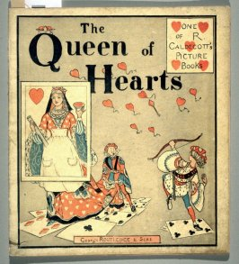 The Queen of Hearts (London: George Routledge & Sons, ca. 1881)