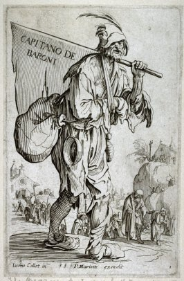 Frontispiece for Les Gueux - The Beggars
