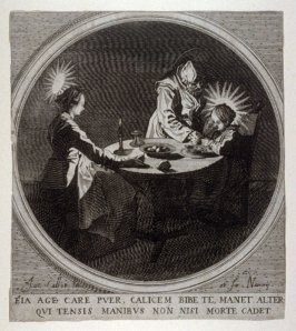 Copy of Le Benedicite (The Holy Family)
