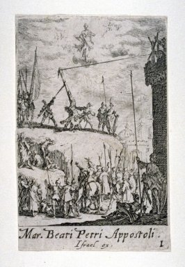 Martyrdom of St. Peter