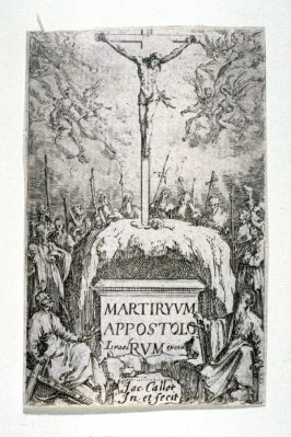 The Martyrdom of the Apostles-Frontispiece