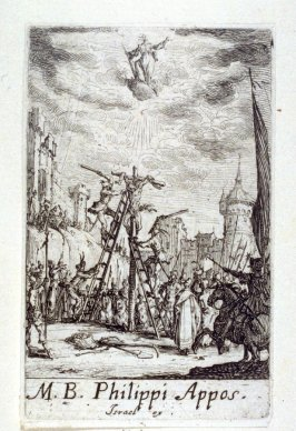 Martyrdom of St. Philippe