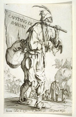 The Beggars-Frontispiece