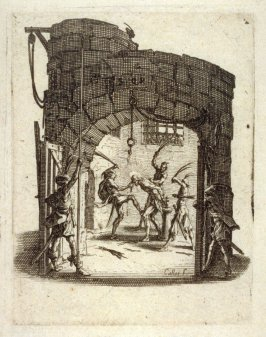 The Flagellation, from The Little Passion