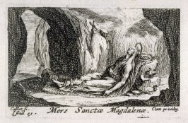 Death of St Madeleine, from The Penitents (Mors Sanctae Magdalenae)
