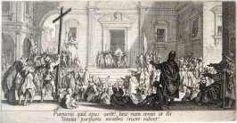 The Presentation to the People, plate 5 from La Grande Passion