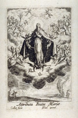 The Assumption of the Virgin, from The Life of the Virgin